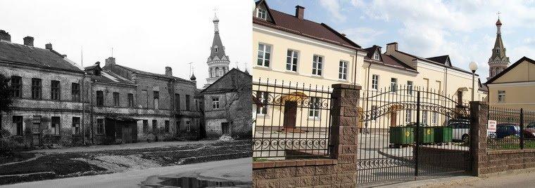 церк дворик