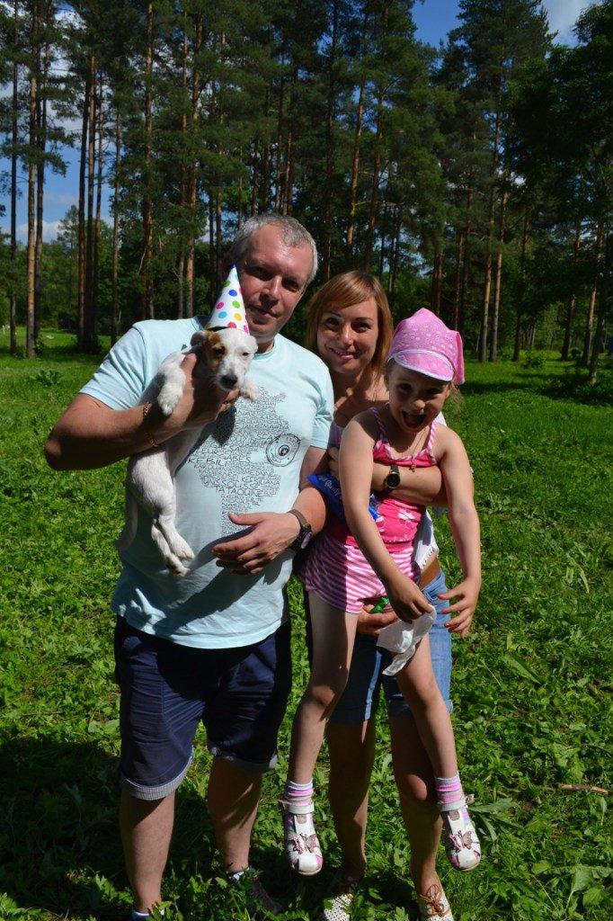 В Баболовском парке отметили день Джек рассел терьеров, фото-6