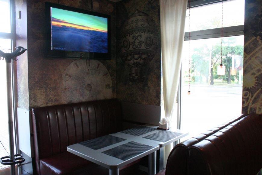 Тест-драйв запорожских общепитов: JP Cafe, фото-2