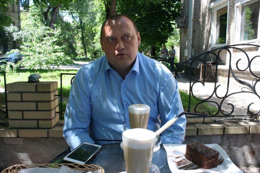 Александр Николаенко: «Кресло любого директора запорожского КП — это электрический стул», фото-1
