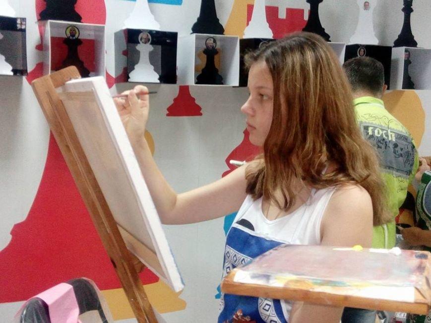 «Картина маслом»: как стать художником, если абсолютно не умеешь рисовать (ФОТО), фото-1