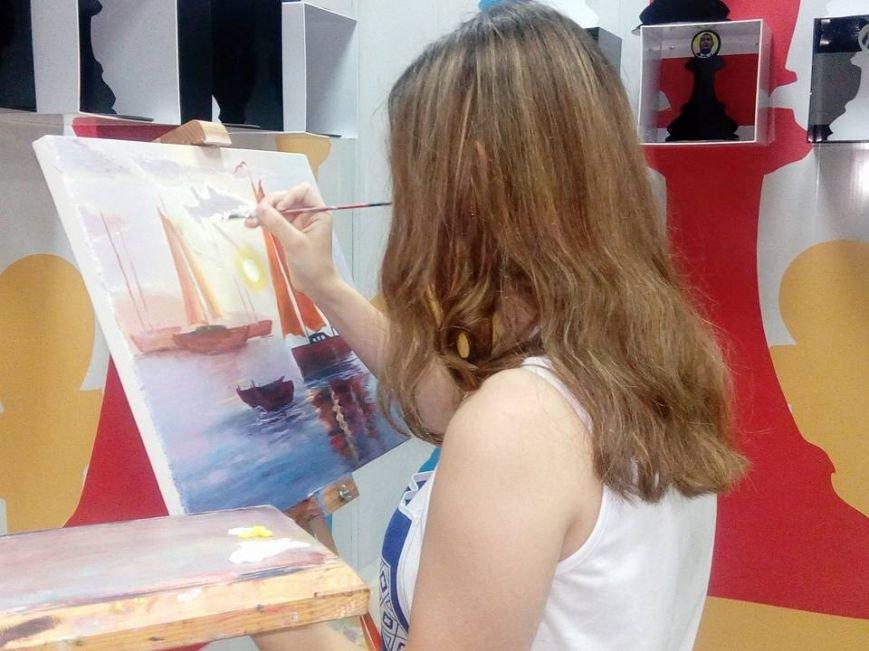«Картина маслом»: как стать художником, если абсолютно не умеешь рисовать (ФОТО), фото-2