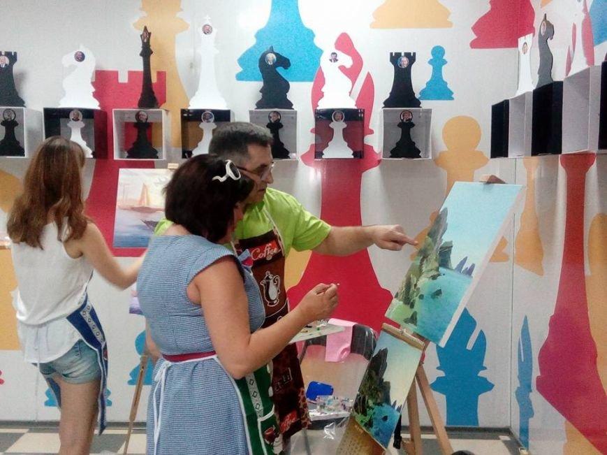 «Картина маслом»: как стать художником, если абсолютно не умеешь рисовать (ФОТО), фото-5