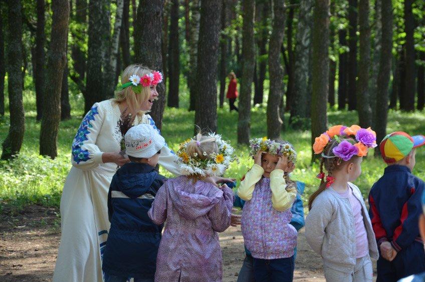 Купалинка и Купалиш, Леший и Кикимора: как нечистая сила вмешалась  в празднование Купалья в Новополоцке, фото-5