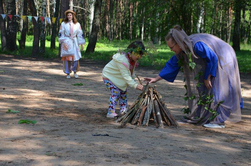 Купалинка и Купалиш, Леший и Кикимора: как нечистая сила вмешалась  в празднование Купалья в Новополоцке, фото-11