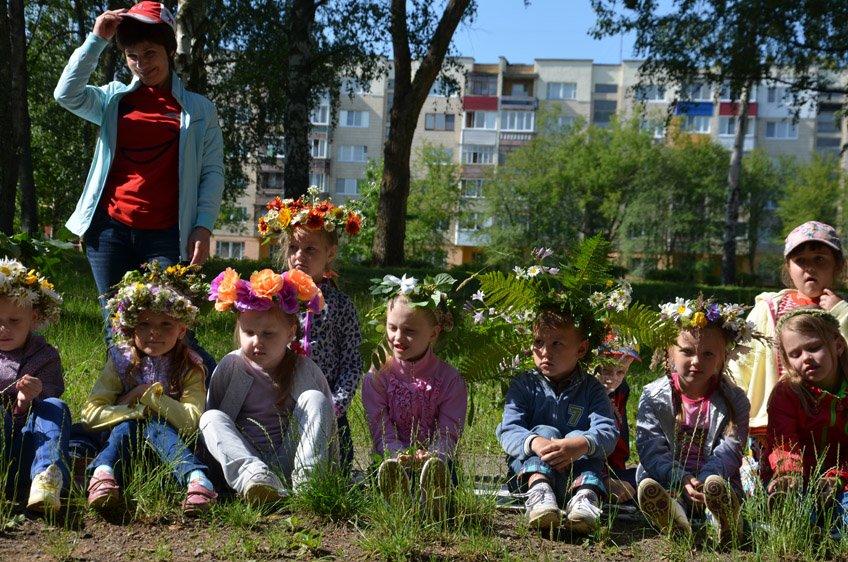 Купалинка и Купалиш, Леший и Кикимора: как нечистая сила вмешалась  в празднование Купалья в Новополоцке, фото-4