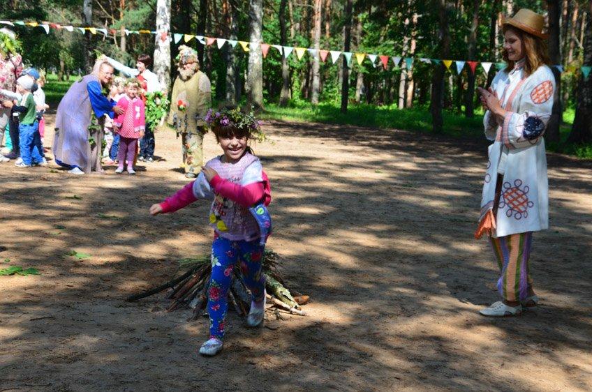 Купалинка и Купалиш, Леший и Кикимора: как нечистая сила вмешалась  в празднование Купалья в Новополоцке, фото-12