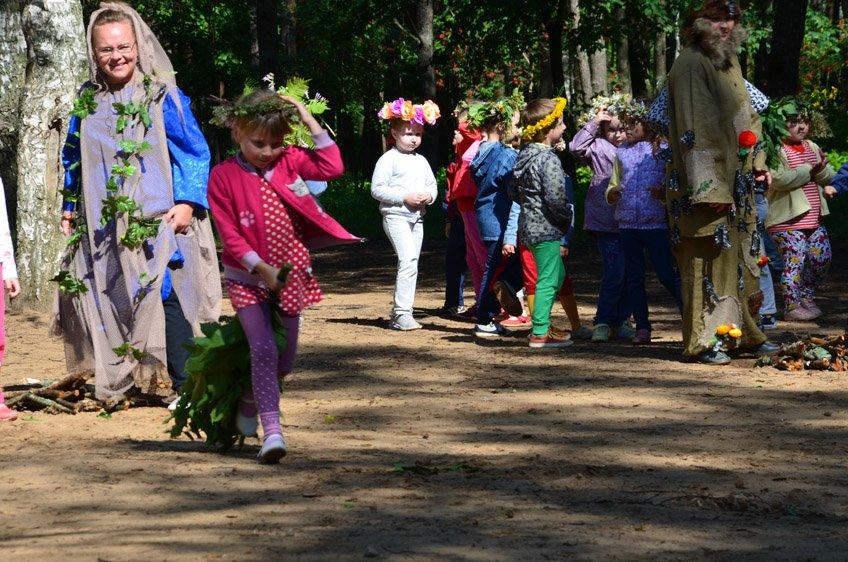 Купалинка и Купалиш, Леший и Кикимора: как нечистая сила вмешалась  в празднование Купалья в Новополоцке, фото-8