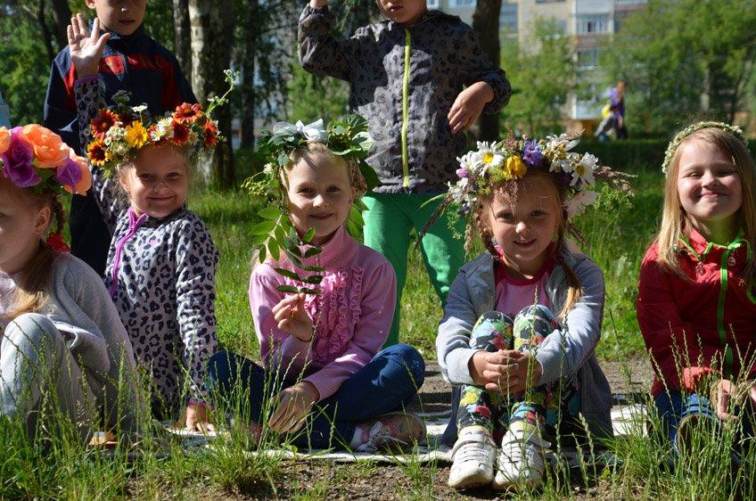 Купалинка и Купалиш, Леший и Кикимора: как нечистая сила вмешалась  в празднование Купалья в Новополоцке, фото-2