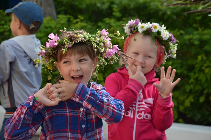 Купалинка и Купалиш, Леший и Кикимора: как нечистая сила вмешалась  в празднование Купалья в Новополоцке, фото-1