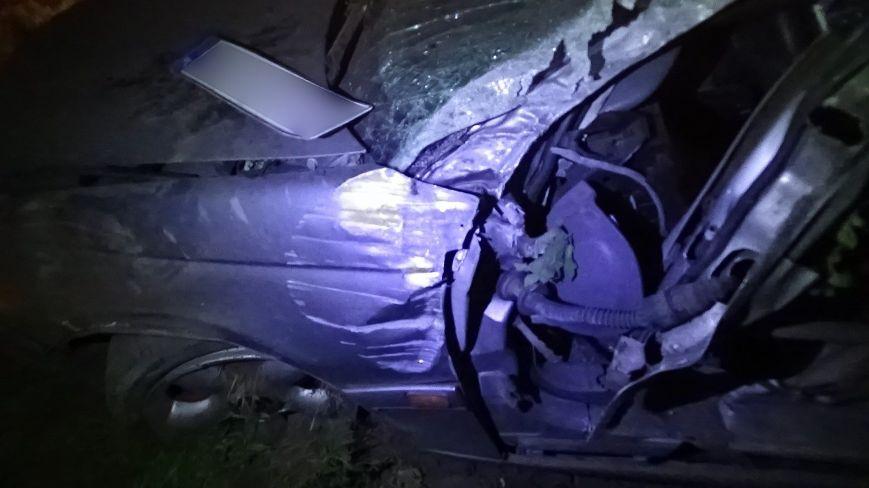 Под Харьковом водитель на иномарке разбился насмерть (ФОТО), фото-1