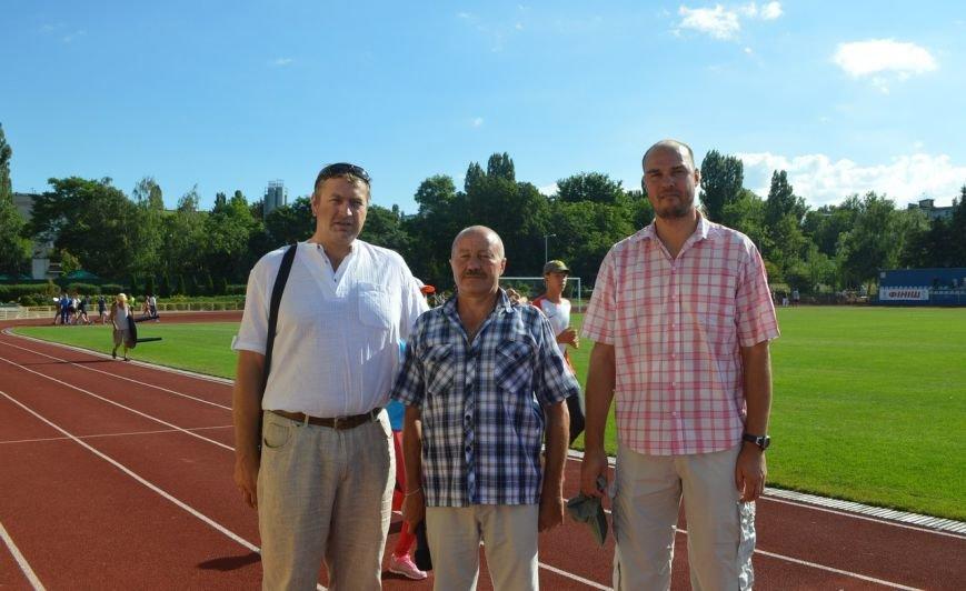 В Черноморске завершились VIII Международные соревнования по лёгкой атлетике (фото), фото-1
