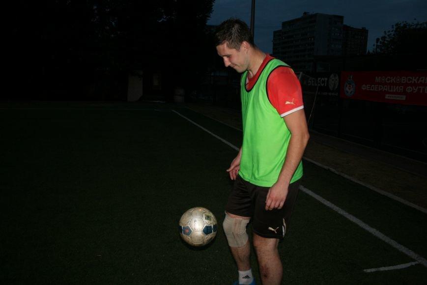 Интервью с нападающим ФК «Троицк» Алексеем Кошелевым, фото-2