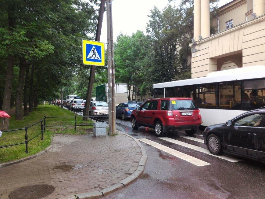 Создана петиция об объездной дороге вокруг города Пушкина, фото-2