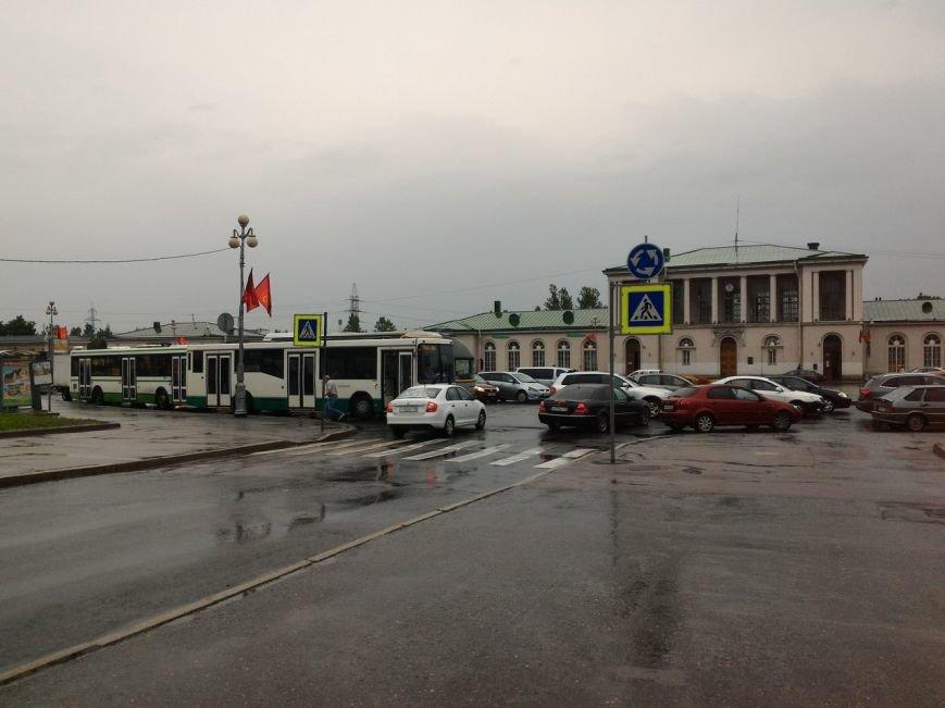 Создана петиция об объездной дороге вокруг города Пушкина, фото-1