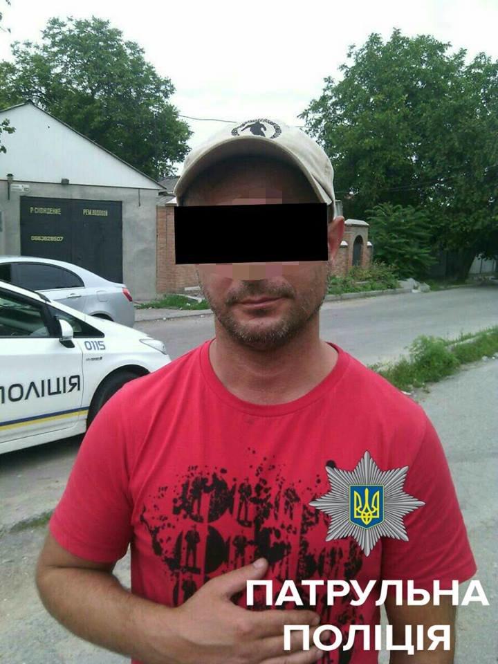 В Кировограде поймали за рулем пьяного иностранца. ФОТО, фото-1