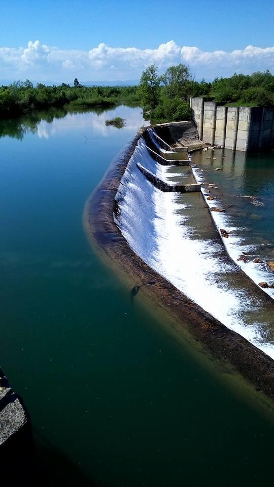 """Франківці теж мають свій маленький """"водоспад"""" (ФОТО), фото-1"""