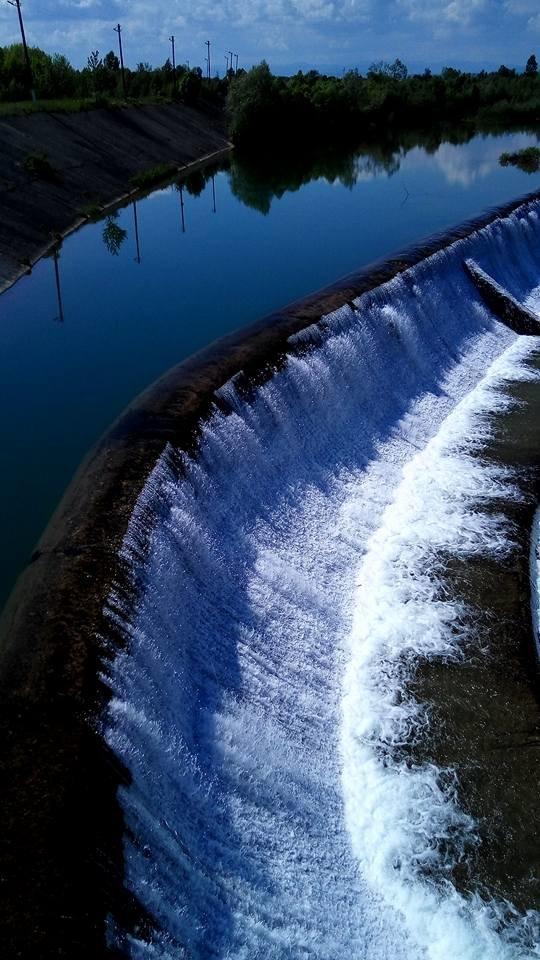 """Франківці теж мають свій маленький """"водоспад"""" (ФОТО), фото-3"""
