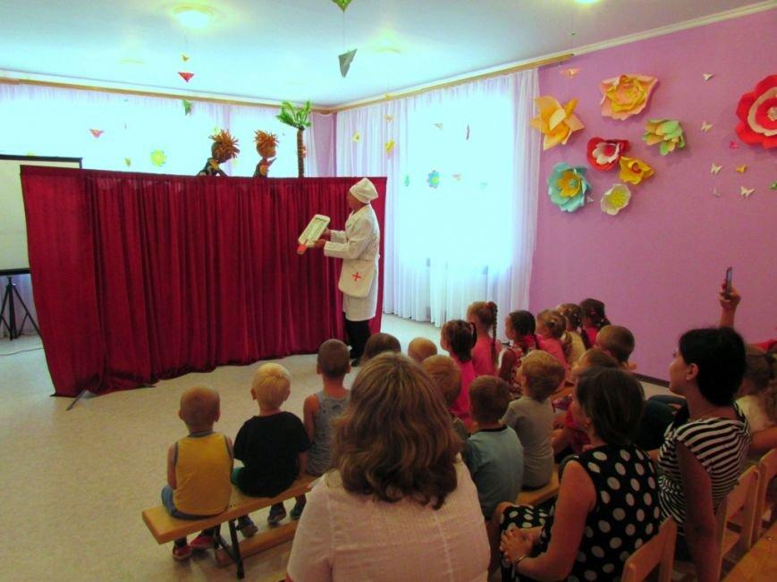 В детском саду Сум провели спектакль про пожарную безопасность (ФОТО), фото-4