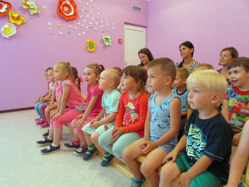 В детском саду Сум провели спектакль про пожарную безопасность (ФОТО), фото-3