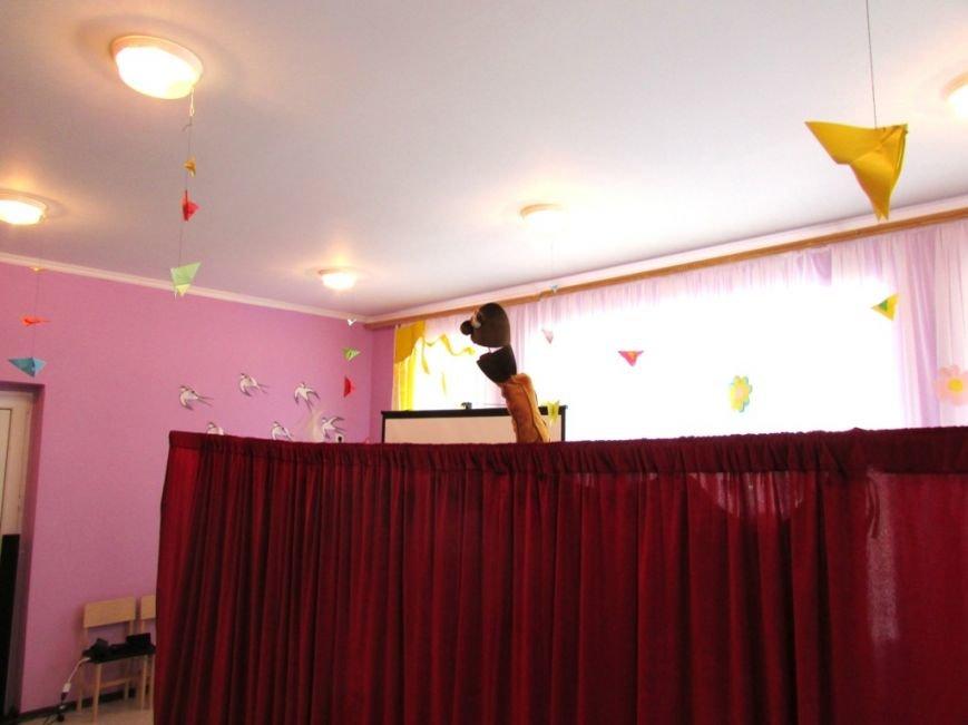 В детском саду Сум провели спектакль про пожарную безопасность (ФОТО), фото-2