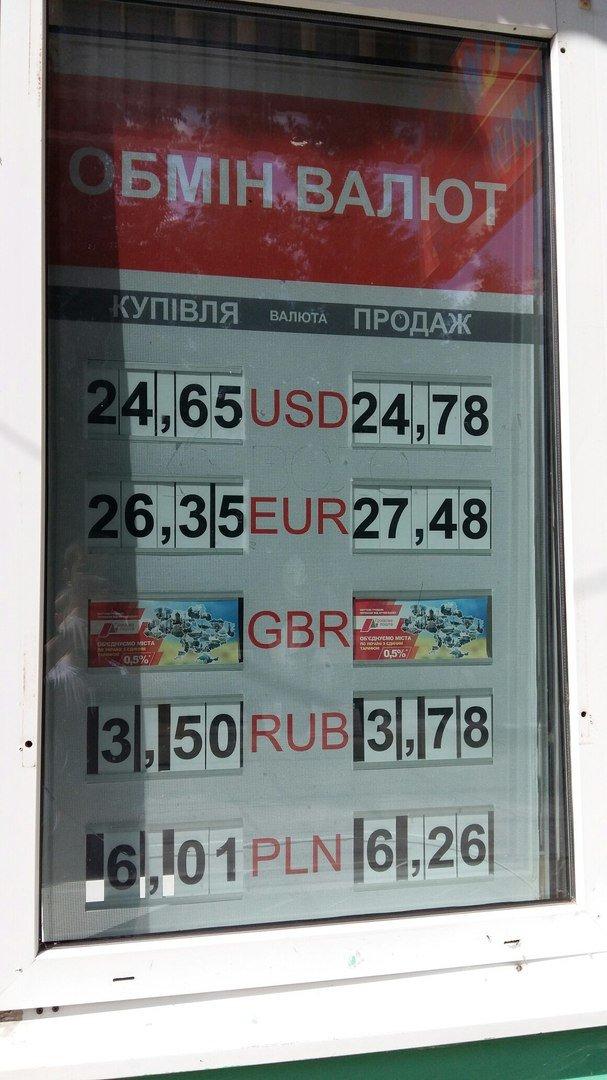 Скільки коштує долар та євро у Львові: реальний курс валют станом на 8 липня (ФОТО), фото-2