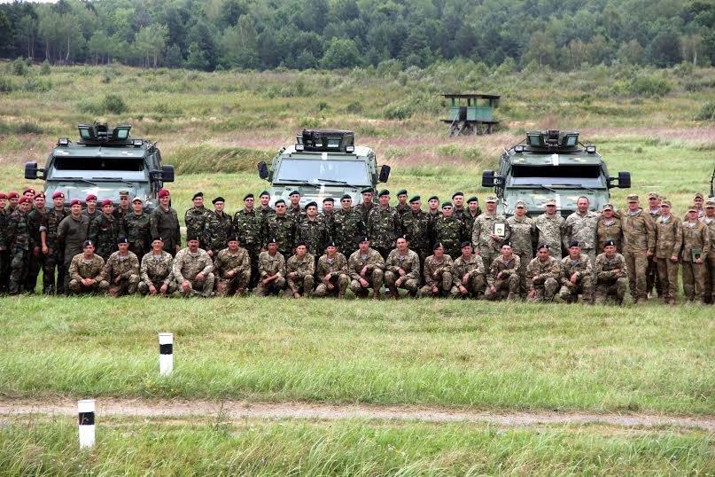 На Львівщині завершилися українсько-американські військові навчання (ФОТО), фото-4