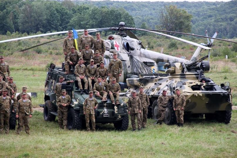 На Львівщині завершилися українсько-американські військові навчання (ФОТО), фото-3