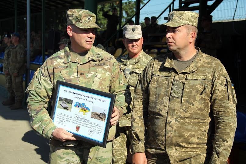 На Львівщині завершилися українсько-американські військові навчання (ФОТО), фото-6