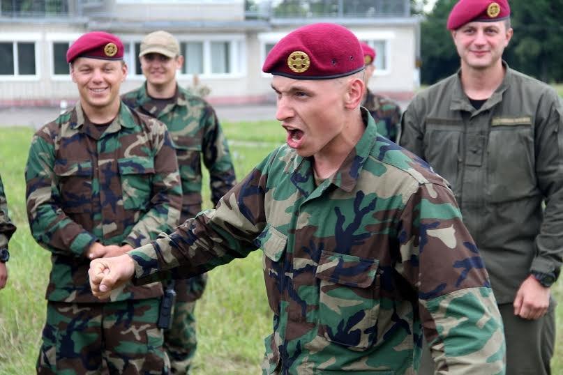 На Львівщині завершилися українсько-американські військові навчання (ФОТО), фото-7