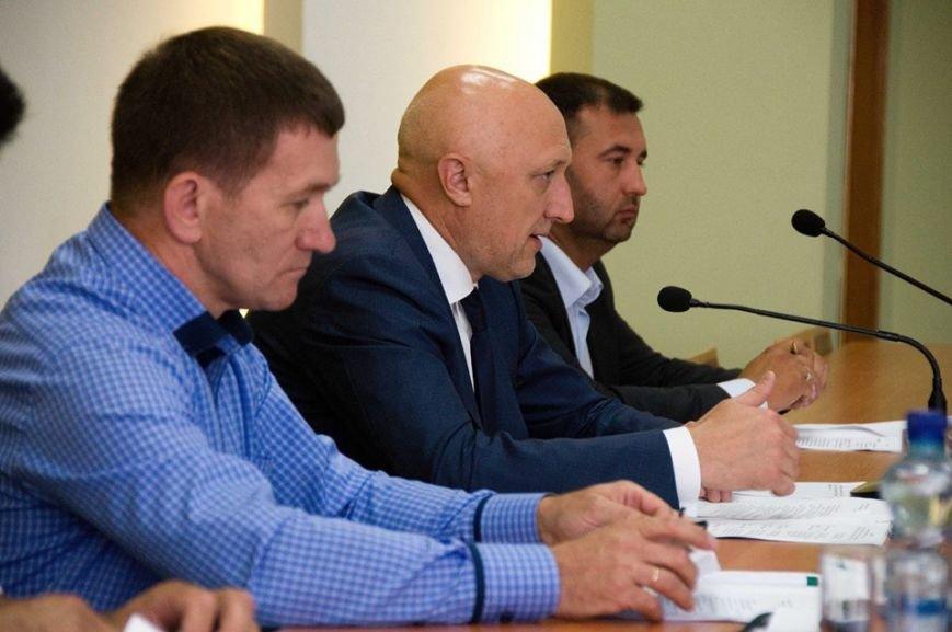 Сергій Фролов, Валерій Головко, Роман Товстий