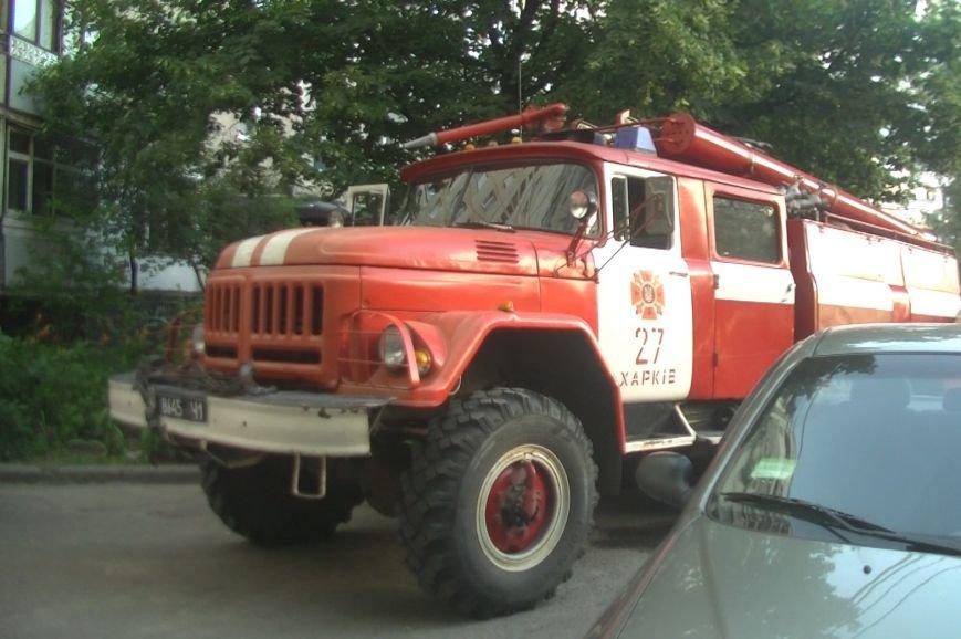 На улице Барабашова горела шестнадцатиэтажка: спасатели эвакуировали 15 человек (ФОТО), фото-1