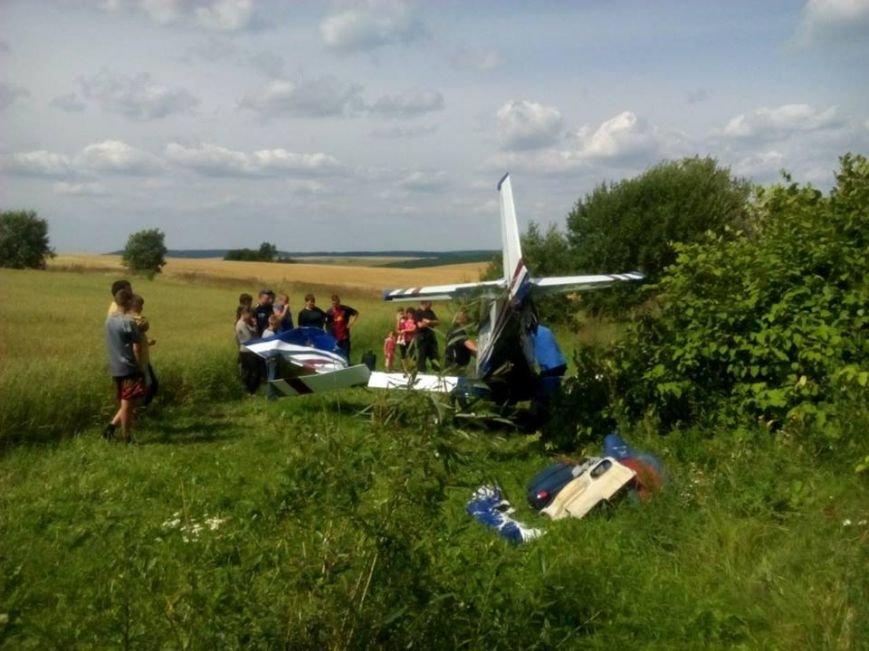 З'явилися фотографії з місця вимушеної посадки літака RV-8 на Львівщині (ФОТО), фото-3