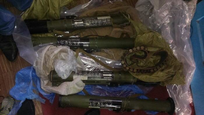 В Изюме СБУ задержала поставщика оружия и взрывчатки из района АТО (ФОТО), фото-3