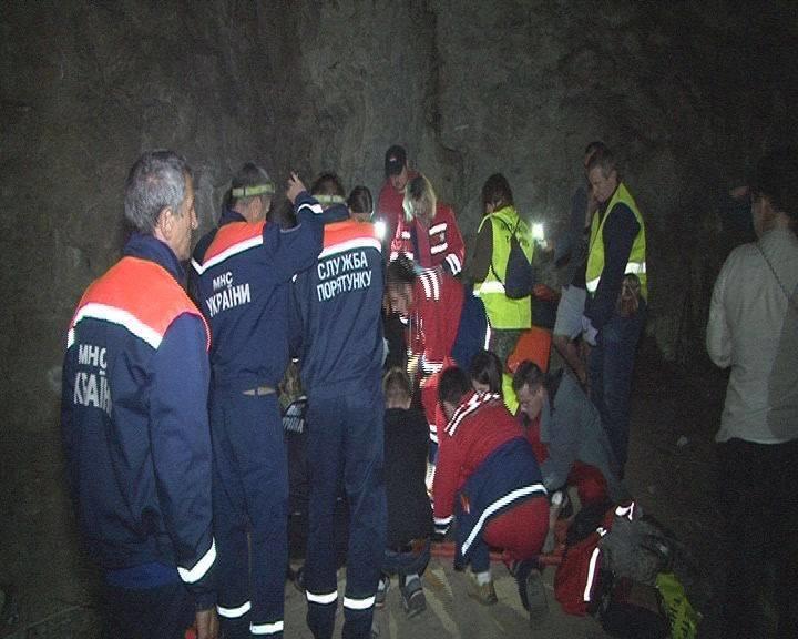 Поблизу Винник зі скелі впав 18-річний хлопець (ФОТО), фото-1