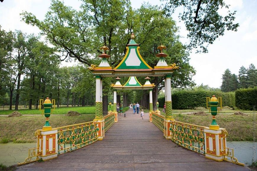 Китайские мотивы в Пушкине, фото-1
