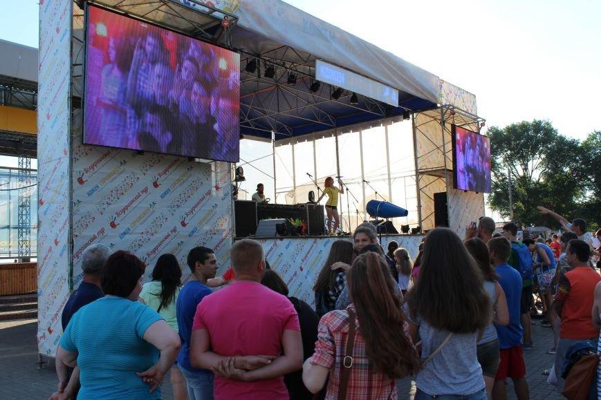 В Бердянске проходит фестиваль талантов «Кожен спроможен» (ФОТО), фото-1
