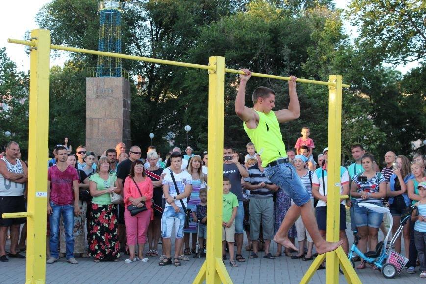 В Бердянске проходит фестиваль талантов «Кожен спроможен» (ФОТО), фото-7