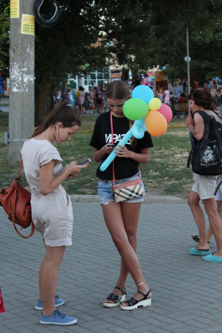 В Бердянске проходит фестиваль талантов «Кожен спроможен» (ФОТО), фото-10
