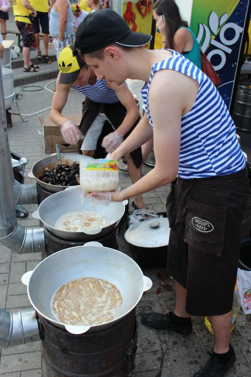 Фестиваль морепродуктов в Бердянске (ФОТО), фото-9
