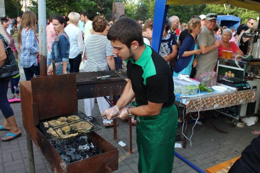 Фестиваль морепродуктов в Бердянске (ФОТО), фото-7