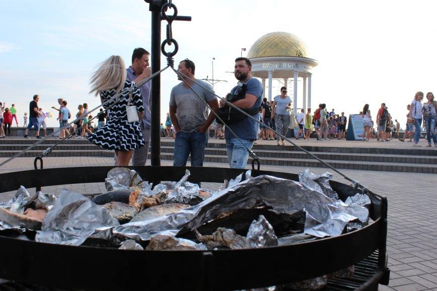 Фестиваль морепродуктов в Бердянске (ФОТО), фото-1