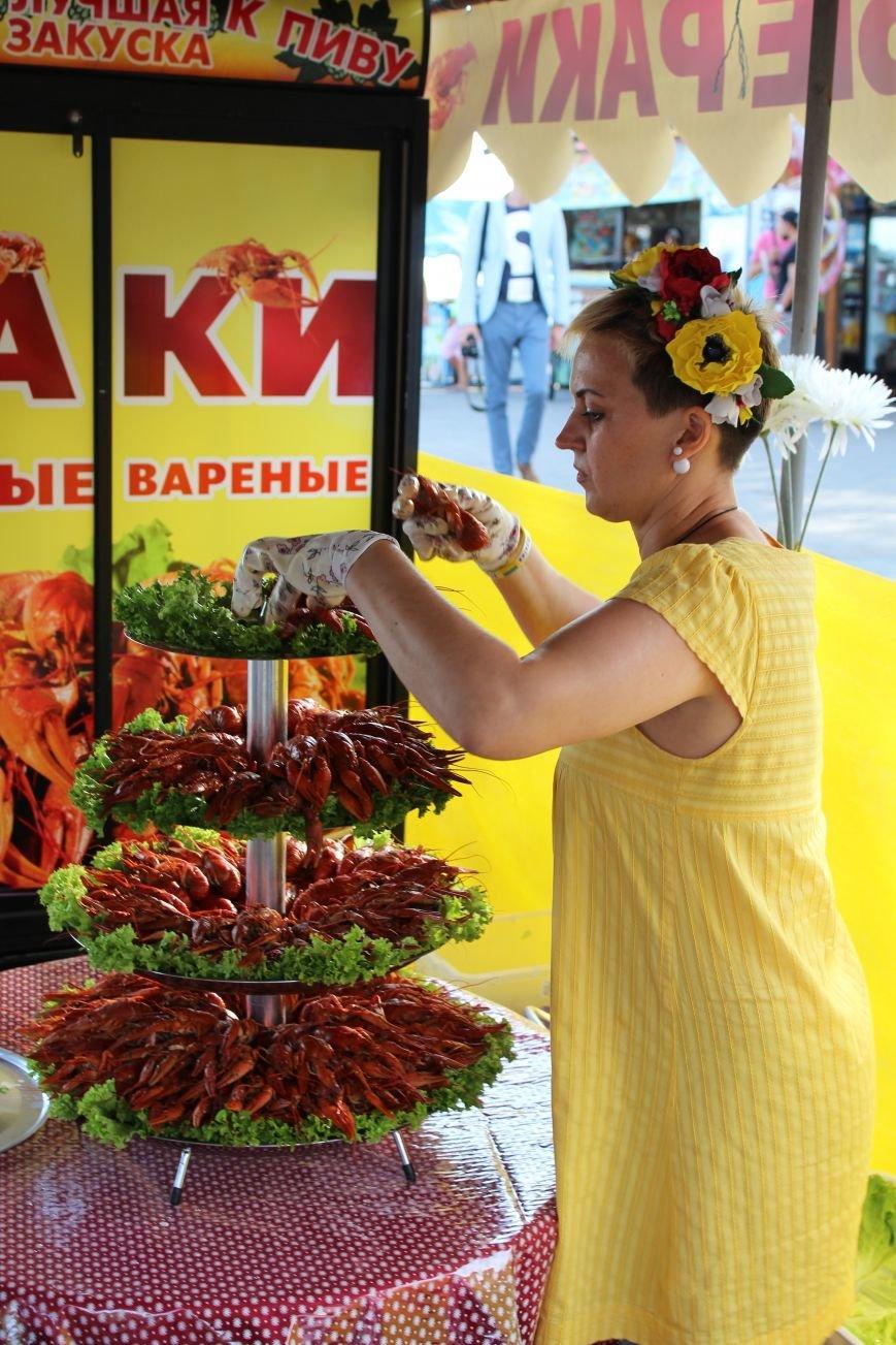 Фестиваль морепродуктов в Бердянске (ФОТО), фото-4