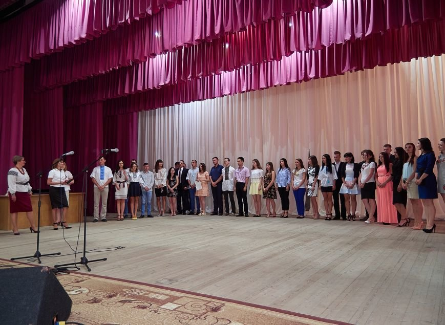Як випускникам ІнЕУ дипломи вручали. Фото, фото-7