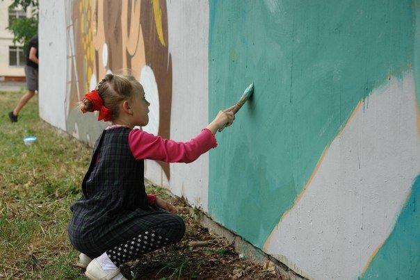 Вандалізм чи мистецтво? У Івано-Франківську відбувся фестиваль графіті. Фото, фото-1