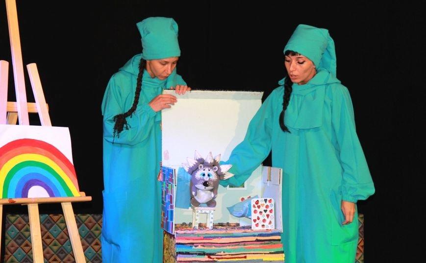 Интерактивное кукольное представление показали сахалинским малышам, фото-2