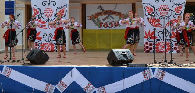 В Конотопі три дні давали концерти народної музики, фото-3