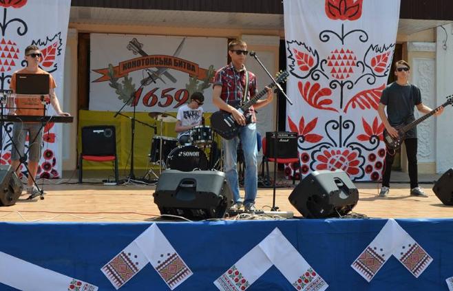 В Конотопі три дні давали концерти народної музики, фото-4