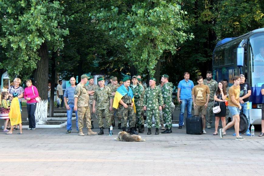 Українські зірки в Новогродівці, фото-15