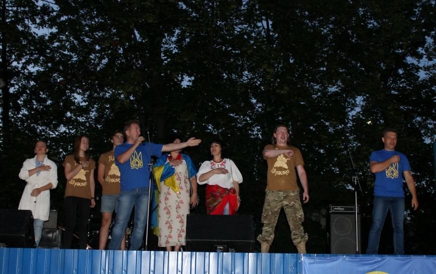 Українські зірки в Новогродівці, фото-23